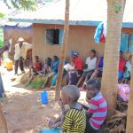 The Water Project: Kimarani Community, Kipsiro Spring -  Catching An Eye
