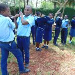 The Water Project: Kerongo Secondary School -  A Fun And Challenging Exercise