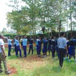 The Water Project: Kerongo Secondary School -  Training Exercise