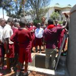 The Water Project: Ebukhuliti Primary School -  Learning The Parts Of The Tank