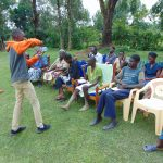 The Water Project: Buyangu Community, Mukhola Spring -  Solar Disinfection Lesson