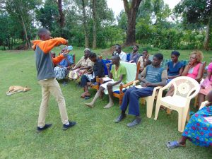 The Water Project:  Solar Disinfection Lesson