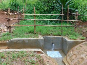 The Water Project:  Completed Kipsiro Spring