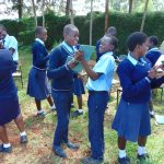 The Water Project: Kerongo Secondary School -  Show Me Your Work