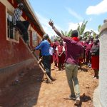 The Water Project: Ebukhuliti Primary School -  Learning How To Check Guttering