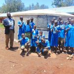 The Water Project: St. Joseph's Lusumu Primary School -  Thumbs Up For Completing Training