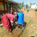 The Water Project: Mulwanda Mixed Primary School -  Handwashing