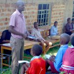 The Water Project: Kipchorwa Primary School -  Head Teacher Haroun Chenour Speaks