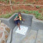 The Water Project: Bumira Community, Imbwaga Spring -  Slurp