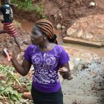 The Water Project: Busichula Community, Marko Spring -  Trainer Lynnah Akuku On Dental Hygine