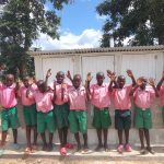 The Water Project: Mwichina Primary School -  Hooray New Latrines