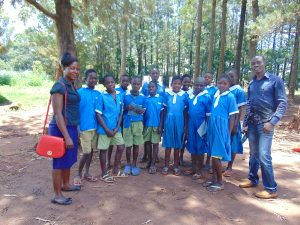 The Water Project:  Pupils With Trainers
