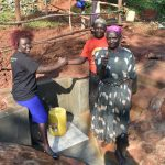 The Water Project: Shikhombero Community, Atondola Spring -  Handing Over Session At Atondola Spring