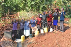 The Water Project:  Rejoicing And Gladness