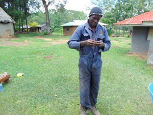 The Water Project:  Ainea Aburili Handwashing