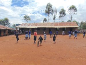 The Water Project:  Sstudents Playing