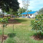 The Water Project: Shikomoli Primary School -  School Grounds