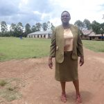 The Water Project: Isikhi Primary School -  Deputy Head Teacher Everlyne Amboste