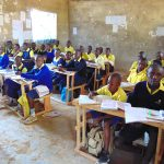 The Water Project: Jimarani Primary School -  Students In Class