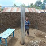 The Water Project: Kosiage Primary School -  Working On The Central Support Pillar
