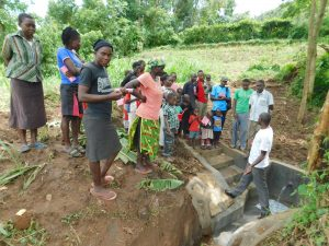 The Water Project:  Learning About The Spring