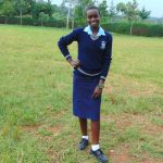 The Water Project: Kerongo Secondary School -  Student At Training