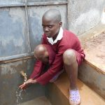The Water Project: Ebukhuliti Primary School -  Camera Shy