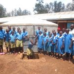 The Water Project: St. Joseph's Lusumu Primary School -  Splash