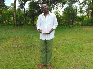 The Water Project:  Mr Henry Mukhola