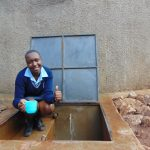 The Water Project: Kerongo Secondary School -  Thumbs Up For A Fresh Drink