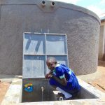 The Water Project: Mukama Primary School -  Fresh Drinks Available Any Time