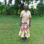 The Water Project: Buyangu Community, Mukhola Spring -  Mrs Agnes Masitsa