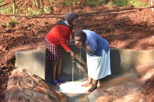 The Water Project:  Drinking Directly From The Lifeline