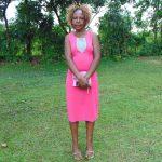 The Water Project: Buyangu Community, Mukhola Spring -  Mrs Millicent Mugasia