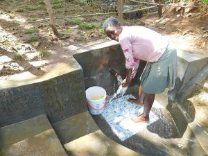 The Water Project:  Happy For Flowing Water