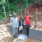 The Water Project: Jivovoli Community, Magumba Spring -  Thank You