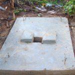 The Water Project: Kimarani Community, Kipsiro Spring -  Completed Sanitation Platform