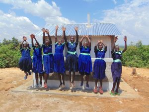 The Water Project:  Jump For Joy With New Latrines