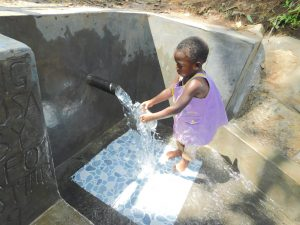 The Water Project:  Getting A Fresh Drink