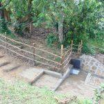 The Water Project: Buyangu Community, Mukhola Spring -  Entrance To Spring