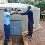 The Water Project: Kerongo Secondary School -  Splash