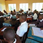 The Water Project: Kitagwa Secondary School -  Students In Class