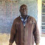 The Water Project: Isikhi Primary School -  Head Teacher Sir Joshua Lumwaji