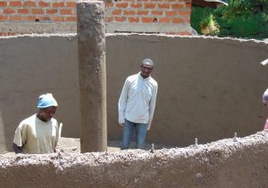 The Water Project:  Working On Central Pillar