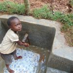 The Water Project: Shivembe Community, Murumbi Spring -  Camera Shy