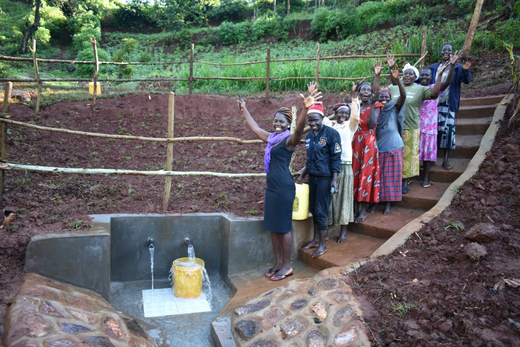 The Water Project : 50-kenya19184-hooray-for-clean-water