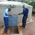 The Water Project: Kerongo Secondary School -  Post Splash Fun