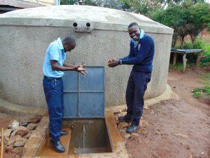 The Water Project:  Post Splash Fun