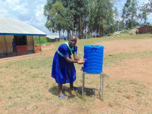 The Water Project:  Splash Clean Hands