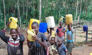 The Water Project:  Kids Happy To Have Clean Water